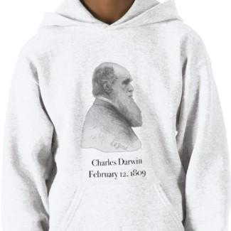 Charles Darwin Hoodie