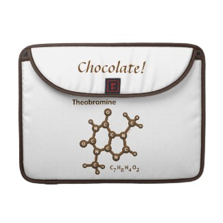 Theobromine Laptop Case