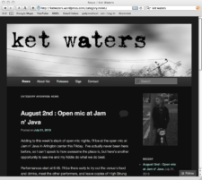 Ket Waters blog
