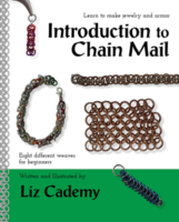 the front cover of my book, Introduction to Chain Mail