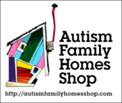 Autism Family Homes Shop Logo
