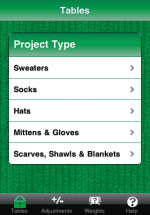 Yarn Needs Knit Suite App